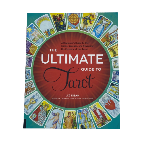 The Ultimate Guide To Tarot book HWC Australia