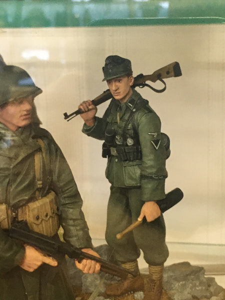 1/16 scale Figures by Bill Sullivan