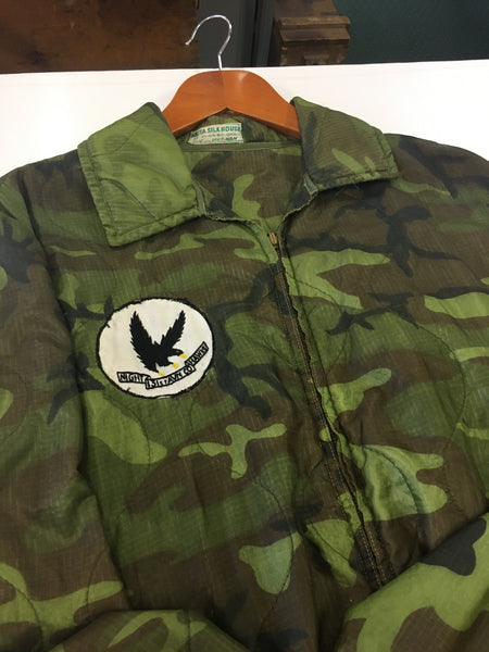 Vietnam made camo jacket Night Hawks
