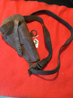 WW2 shoulder holster for 45 Automatic-dated 1943