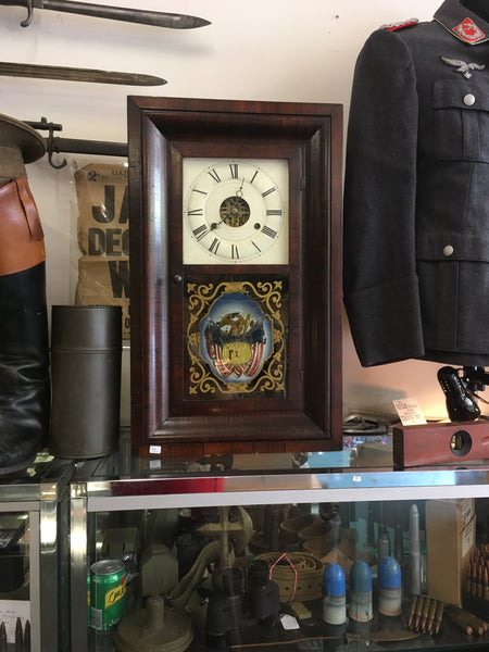 Civil war clock - runs perfect