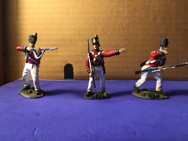 Britain's -Napoleons- British Infantry