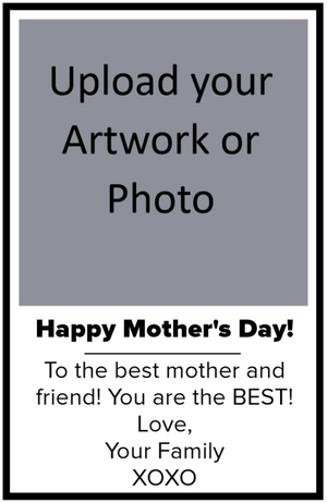 Mother's Day Photo Ad 6 Line Niagara daily newspapers (Standard-Tribune-Review)