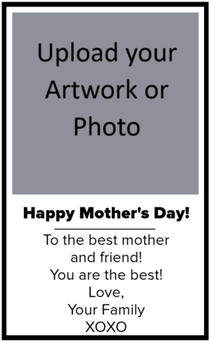 Mother's Day Photo Ad 7 Line Niagara daily newspapers (Standard-Tribune-Review)