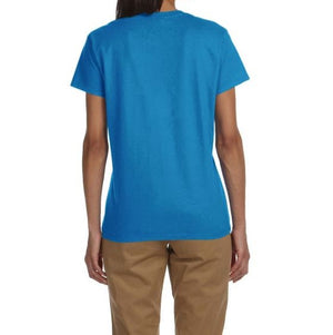 T-Shirt (Women's) with Back Printing