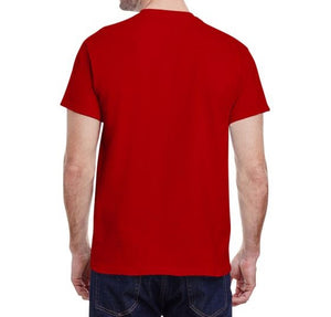 T-Shirt (Men's) with Back Printing