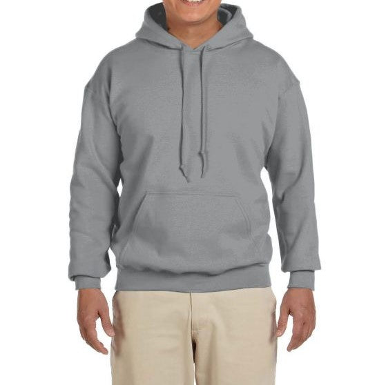 Hoodie with Front Printing