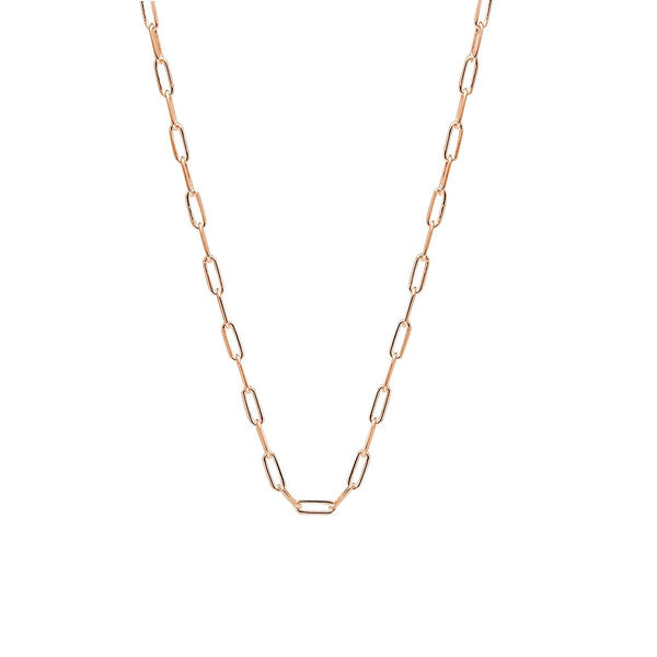 Najo Small Vista Rose Chain Necklace