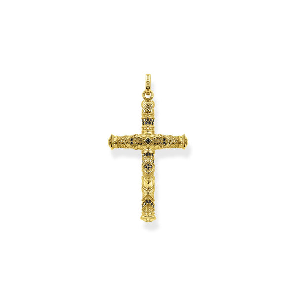 Thomas Sabo Pendant Cross Gold