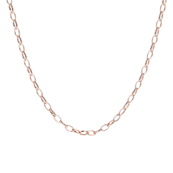 Bronzallure Rolo Link Chain For Charms