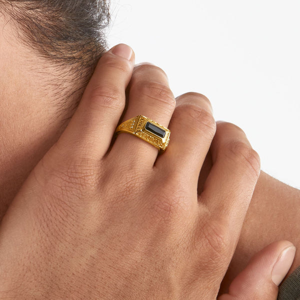 Thomas Sabo Ring College Ring Gold