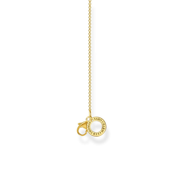 Thomas Sabo Charm Necklace Gold