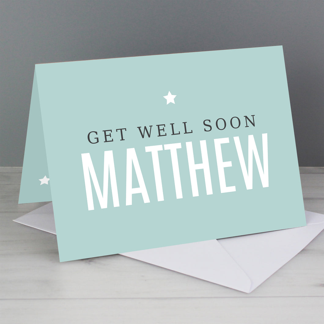 Personalise With Your Own Message Card