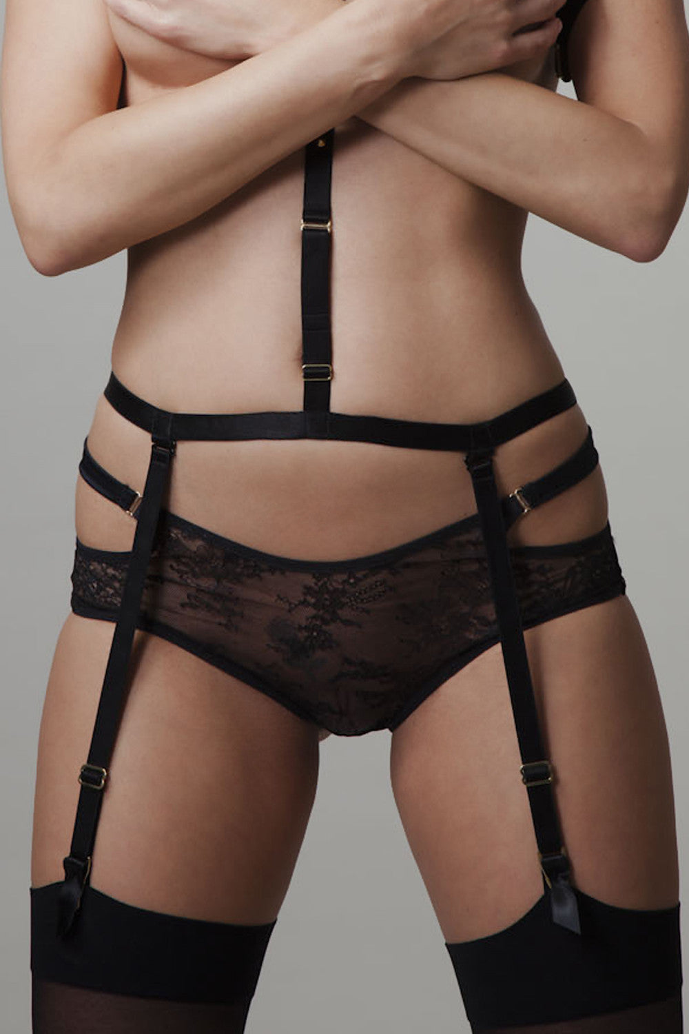 33e5f143894f7 Sylvia Brief - Lace – Tatu Couture