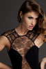 Tatu Couture Xena Body Front view on model