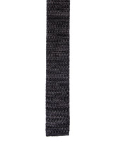 knitted necktie