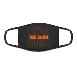 Royal Blood Trouble's Coming Face Mask