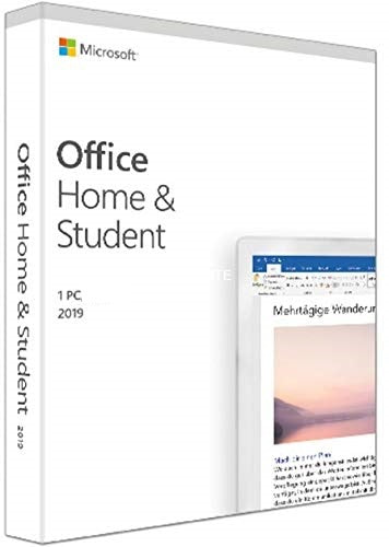 Microsoft Office 2019 Home and Student, ESD Windows 10 PC