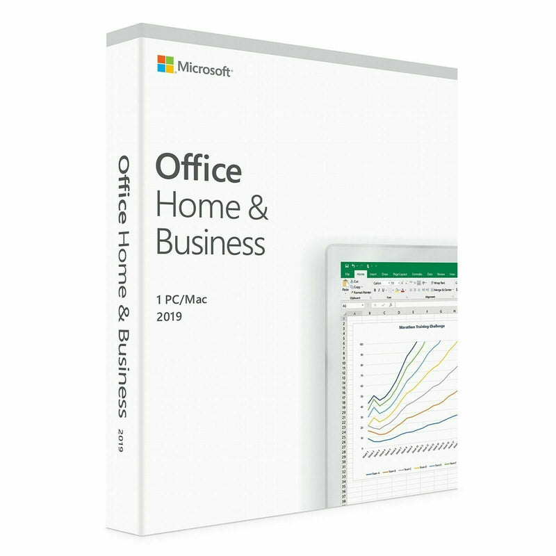 Microsoft Office 2019 Home and Business ESD PC Windows 10