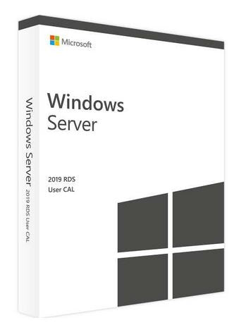 Windows Server 2019 RDS Remote Desktop Cals - 10 User CALs