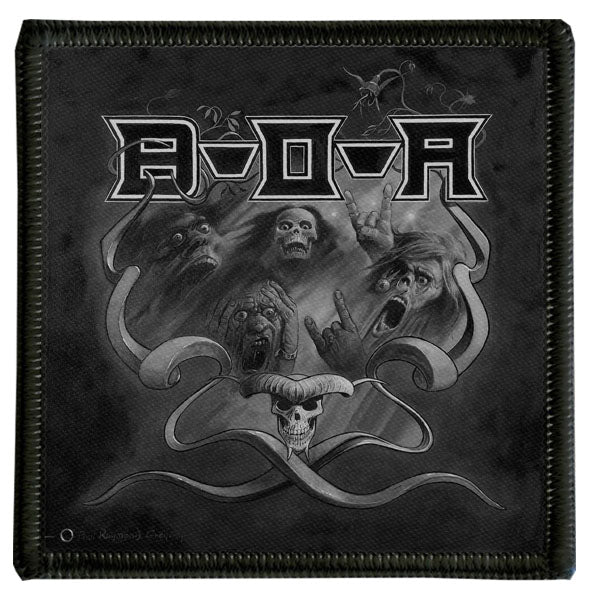2008 Bloodstock B&W Patch