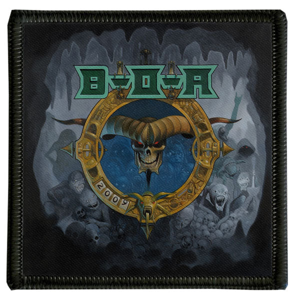 2009 Bloodstock Logo Patch