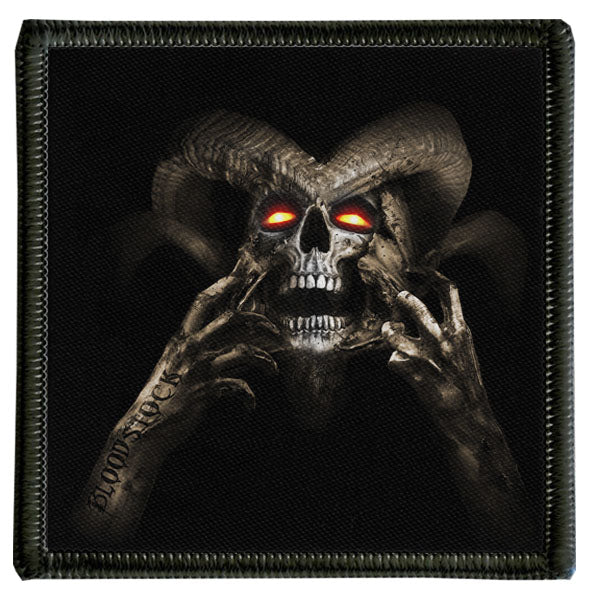 2017 Bloodstock Faceripper Patch
