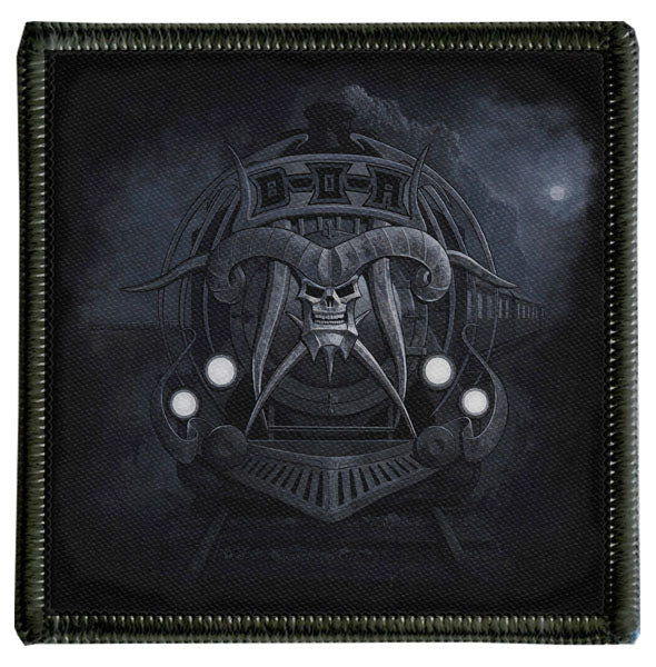 2017 Bloodstock Locomotive Patch