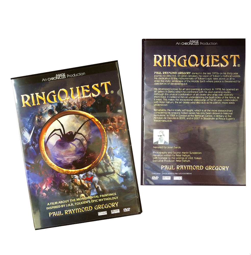 S54 - Ringquest DVD