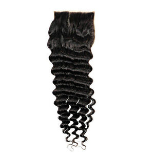 Brazilian Deep Wave Closure - The Duchess Hair Co