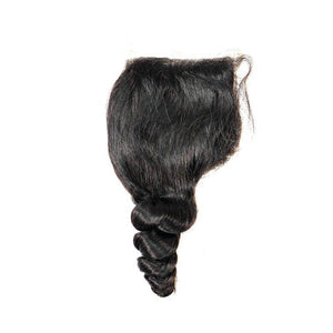 Brazilian Loose Wave Closure - The Duchess Hair Co