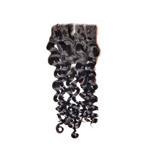 Brazilian Spanish Wave Closure - The Duchess Hair Co