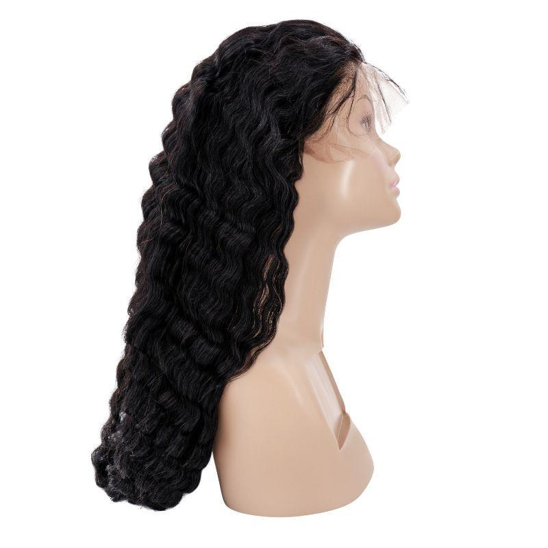 Deep Wave Lace Front Wig - The Duchess Hair Co