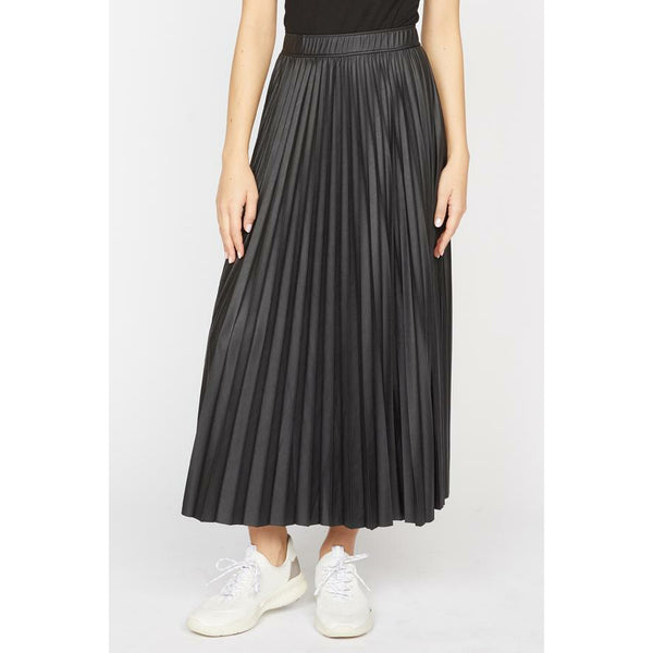 Top Secret Pleated Midi Skirt 11953