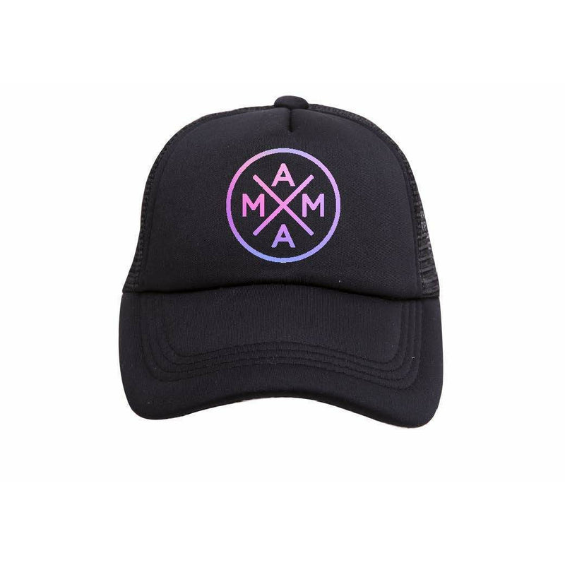 Mama X (Purple) Trucker