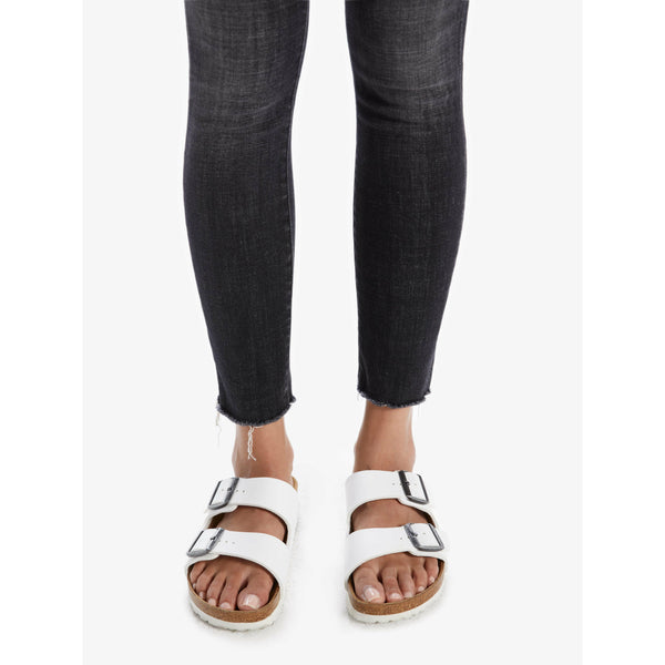 High Waisted Looker Ankle Gray