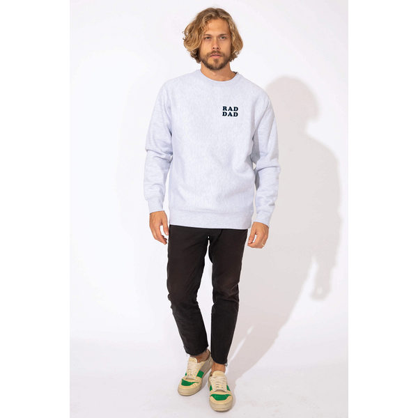 Rad Dad Crew Sweatshirt 5904