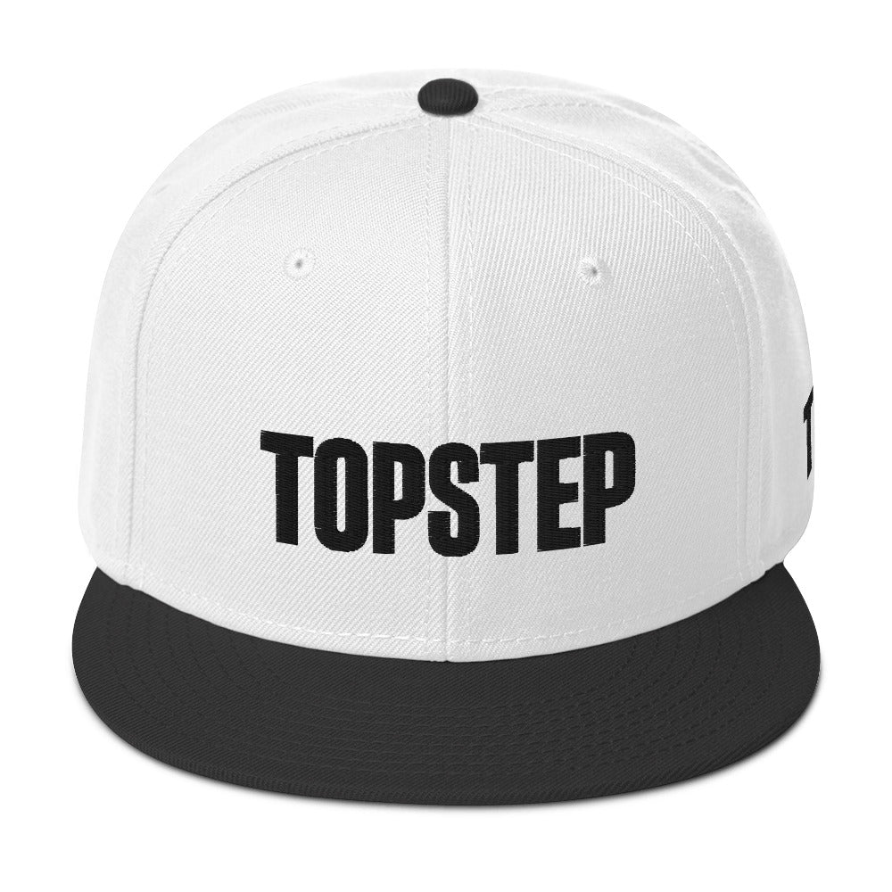 Topstep Snapback Hat (Multicolor)