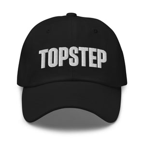 Topstep Baseball Hat (Dark)