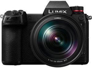 Panasonic Lumix DC-S1 + 24-105mm