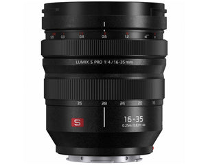 Panasonic Lumix S Pro 16-35mm f4 L Mount