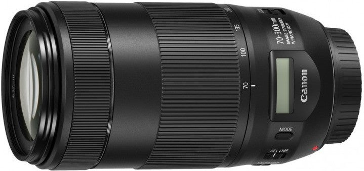 Canon EF 70-300mm f4.0-5.6 IS II USM . Pronta consegna