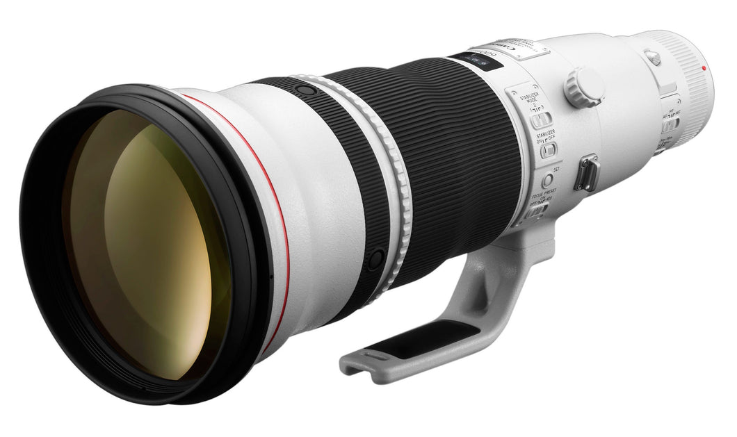 Canon EF 600mm f 4.0 L IS II USM.