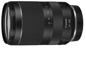Canon RF 24-240mm F/4-6.3 IS USM White box .