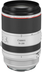 Canon RF 70-200mm F2.8L IS USM.