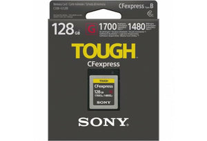 Sony CFexpress Type B 128GB R1700/W1480