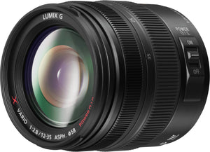 Panasonic Lumix G Vario 12-35mm f 2.8 Asph.power O.I.S.