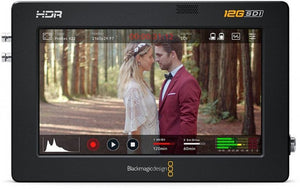 "Blackmagic Video Assist 5"" 12G HDR Monitor"