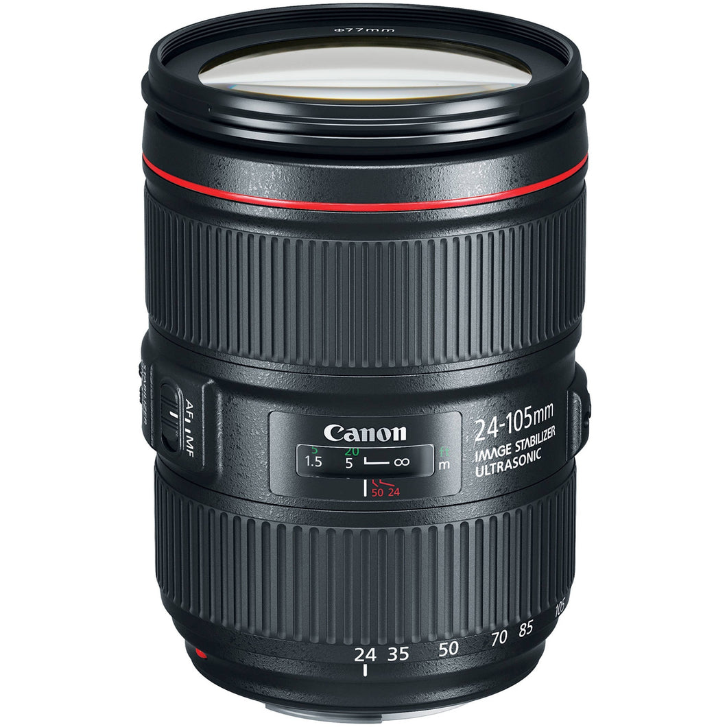 Canon EF 24-105mm f 4.0 L IS II USM.Pronta consegna