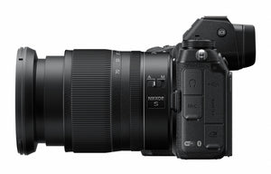 Nikon Z6 + 24-70mm f4 S +FTZ adapter + XQD 64gb